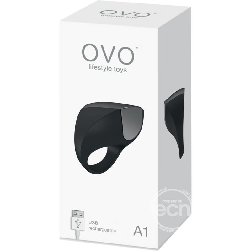 OVO A1 Silicone Rechargeable Cock Ring