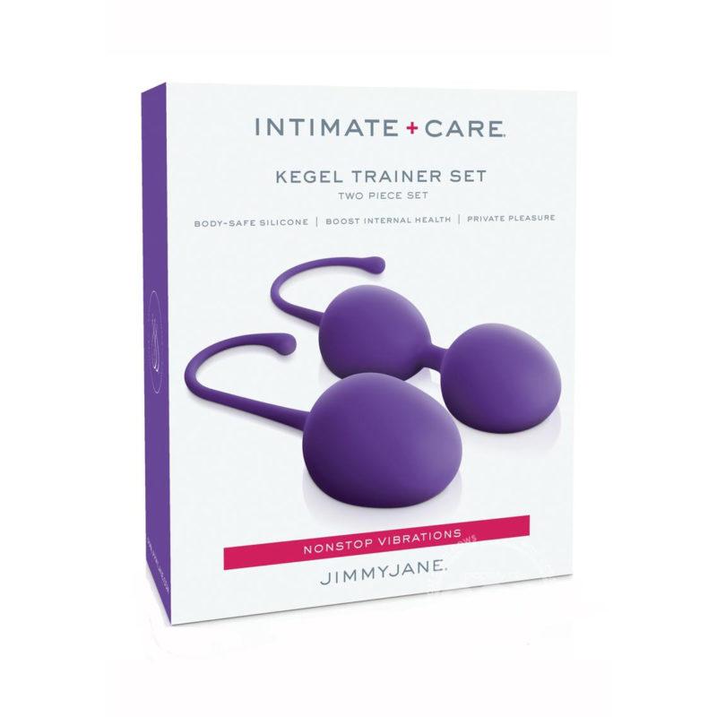 JimmyJane Intimate Care Kegel Set