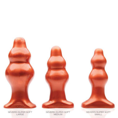 Tantus Severin Medium Copper Anal Plug