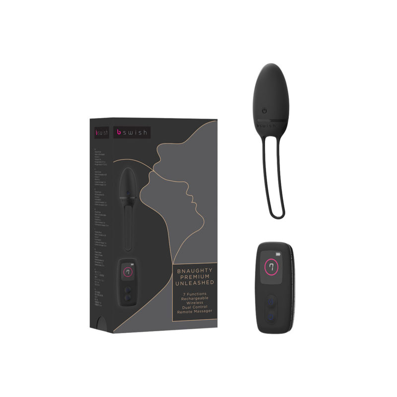 BSwish Bnaughty Premium Unleashed Wireless Vibrating Bullet