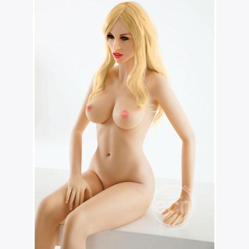 Luvdollz Blonde Hair Hazel Eyes Life Size Doll