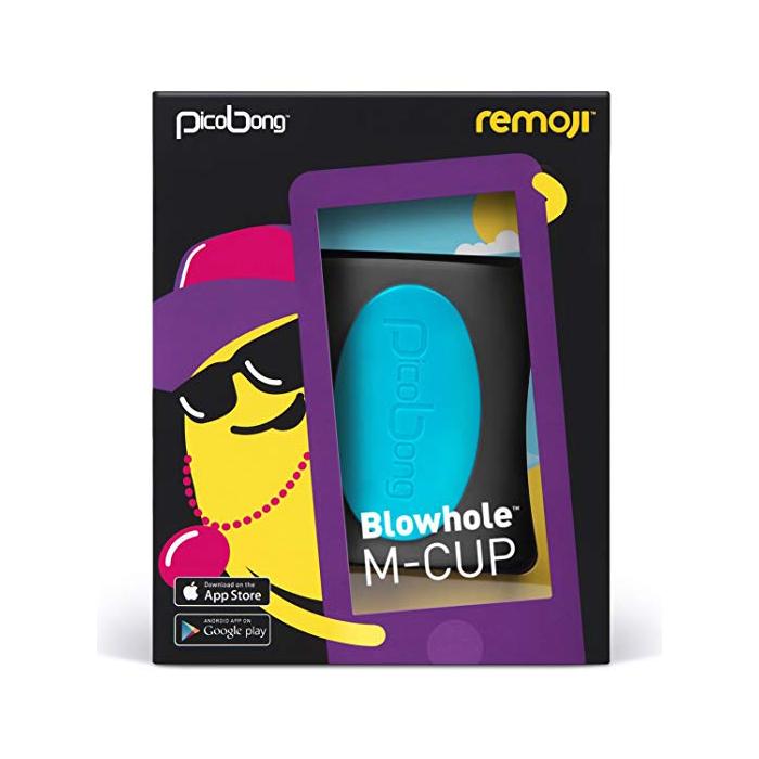 PicoBong Remoji Blowhole M-Cup Masturbator