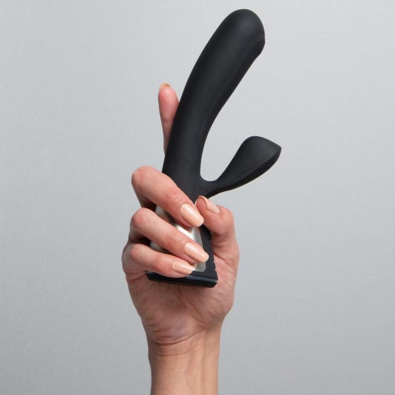 OhMiBod Fuse Powered by Kiiroo Rabbit Vibrator