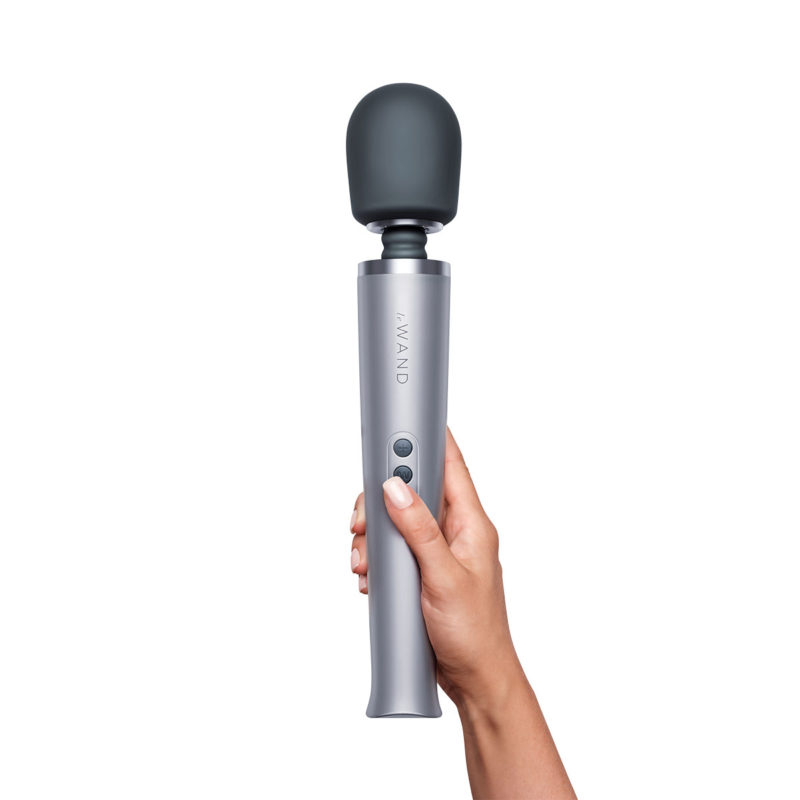Le Wand Grey Personal Massager