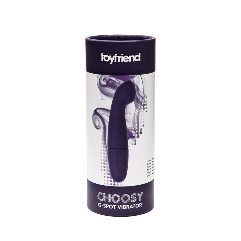 Toyfriend Smooth Operator Choosy Vibrator