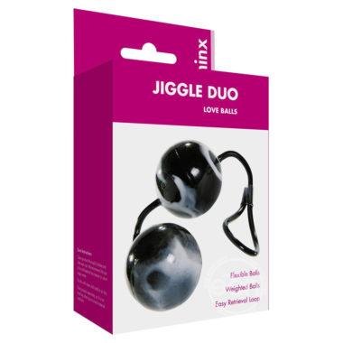 Minx Jiggle Duo Weighted Ben Wa Balls