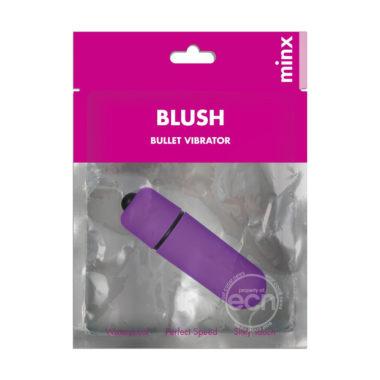 Minx Blush Mini Bullet Vibrator