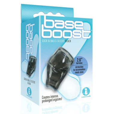 Base Boost Cock and Ball Sleeve