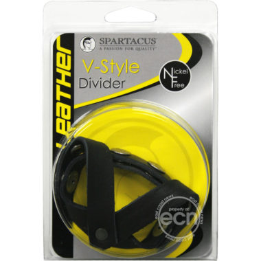 V Style Cock and Ball Divider