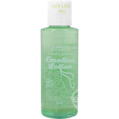 Emotion Lotion Key Lime Pie Water Based Warming Lotion