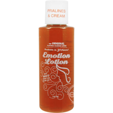 Emotion Lotion Pralines and Cream Water Based Warming Lotion