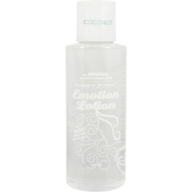 Emotion Lotion Coconut Water Based Warming Lotion