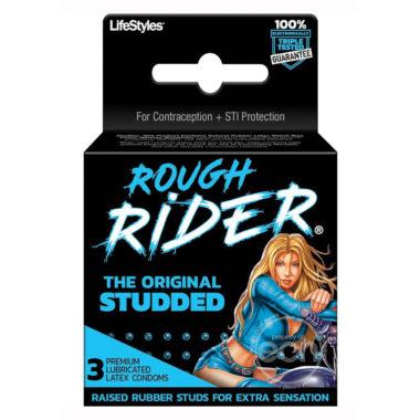 Rough Rider Original Studded Condoms