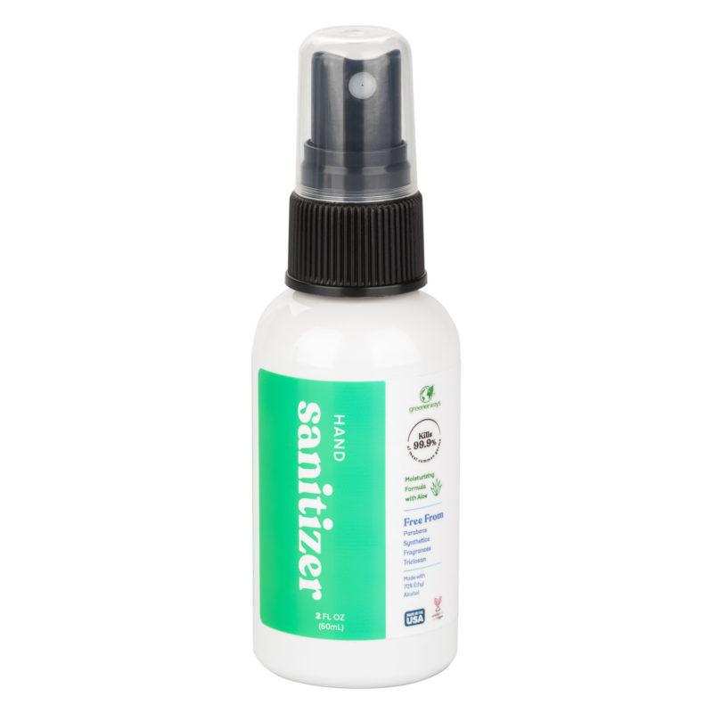 Hand Sanitizer Sprayer 2 oz